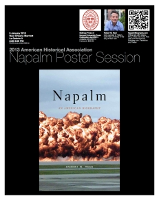 2013.01.05 Napalm session poster